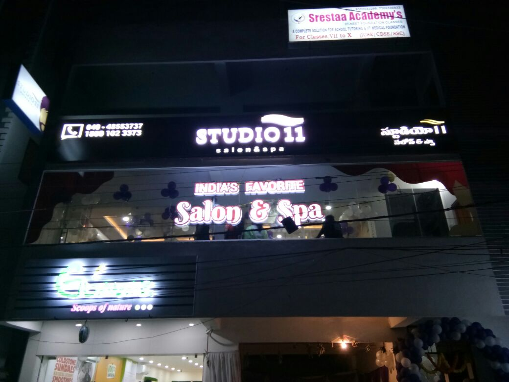 Studio11 Salon And Spa Find Studio11 Salon India